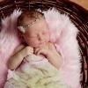 Фотосъемка малышки Лизы. 10 дней
