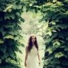 Фотосессия девушки на природе