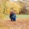 Осенняя фоотсессия в парке