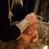 Фотосессия крещения в Храме Живоначальной троицы