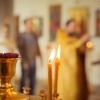 Крещение Сони в Храме Святителя Николая на трех горах