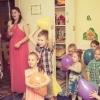 детский праздник 4 года