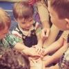 детский день рождения фото - Саша 4 года
