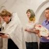 Крещение младенца
