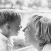 Фотосъемка мамы с малышом