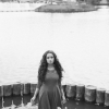 Портретная фотосъемка у воды