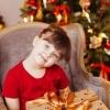 Новогодняя детская фотосессия