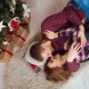 Новогодняя фотосессия пары
