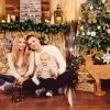 Новогодняя семейная фотосессия