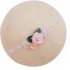 розовая повязочка