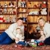 Новогодние семейные фотосессии