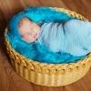 Фотосессия новорожденной Ангелины