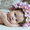 Фотосъемка малышки  Марго 6 месяцев