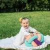 фотосессия Ангелины 6 месяцев