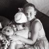 Фотосессия детей с любимой игрушкой