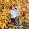 Осенняя фотосъемка в парке