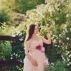 Фотосессия беременных на природе