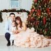 Фото беременная с мужем и ребенком