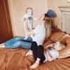 фотосессия с детьми дома